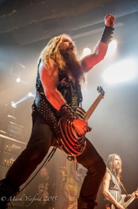 Black Label Society live 2015 20