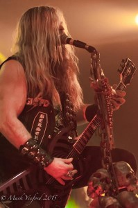 Black Label Society live 2015 27