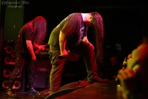 Cannibal Corpse live 2015 13