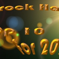 HARDROCK HAVEN WRITERS' TOP 10 FOR 2016!