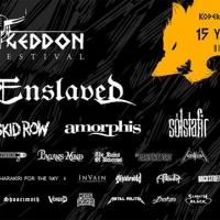 Norway's Karmøygeddon Metal Festival Returns in May