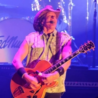 Ted Nugent Jams at the Canyon Club