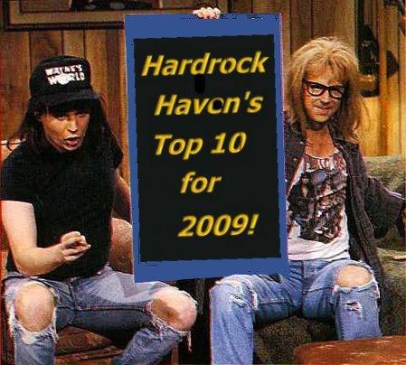 HRH Top 10 2009