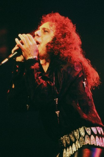 Ronnie James Dio 1990