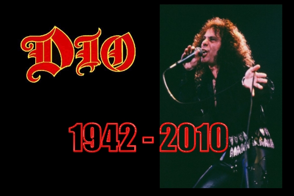 Ronnie James Dio : Reflections on a Sacred Heart