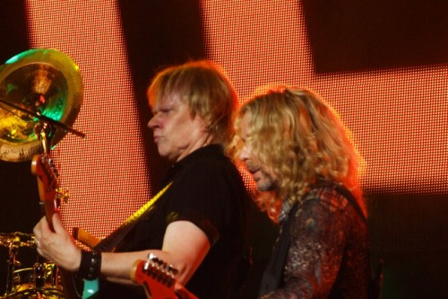 James Young & Tommy Shaw
