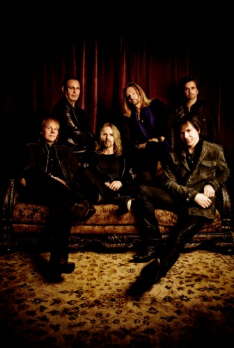 Styx 2010 Photo Shoot
