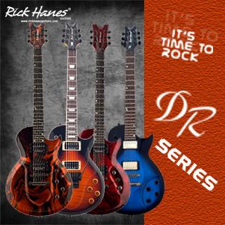 Rick Hanes Guitars
