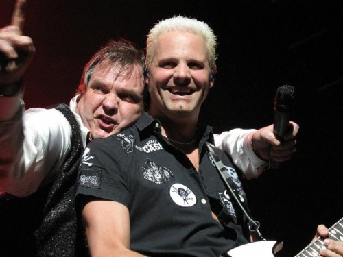 Paul Crook & Meat Loaf