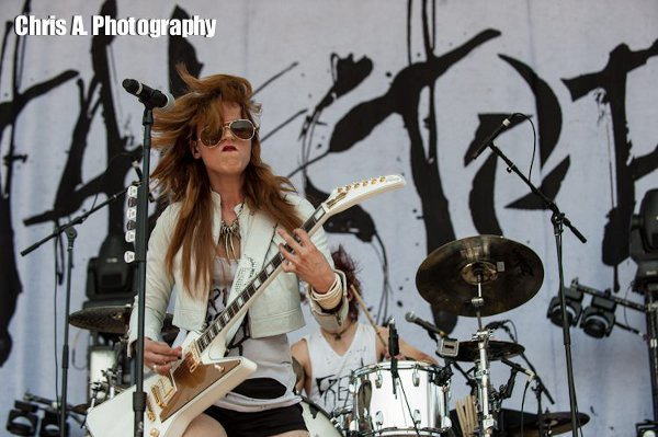 Lzzy Hale photo by Chris A