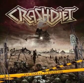 CRASHDIET tsp ALBUM cover