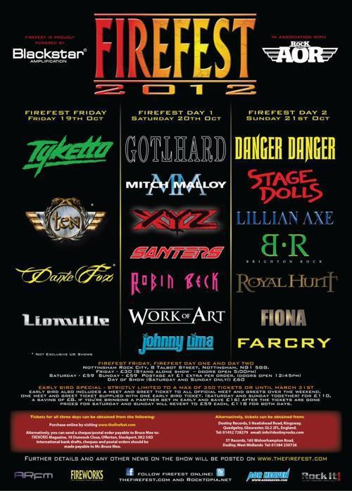 Firefest 2012