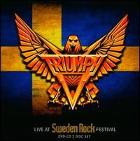 Triumph - Sweden Rock