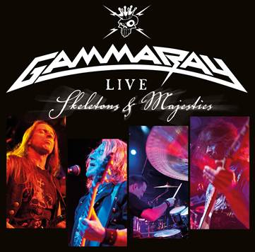 GAMMA RAY: German Power Metallers To Release Skeletons & Majesties
