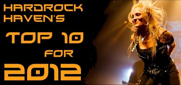 HRH Top 10 2012