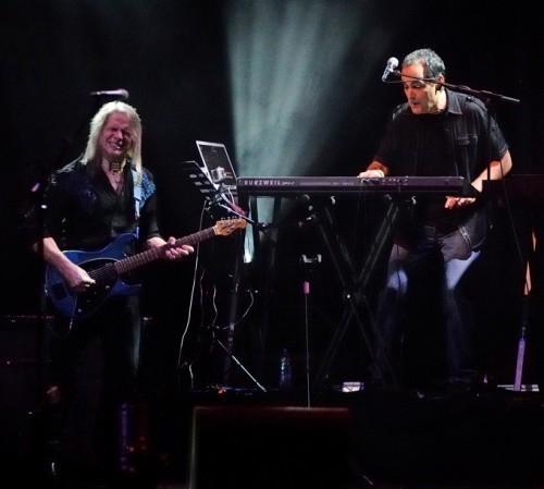 Neal Morse and Steve Morse