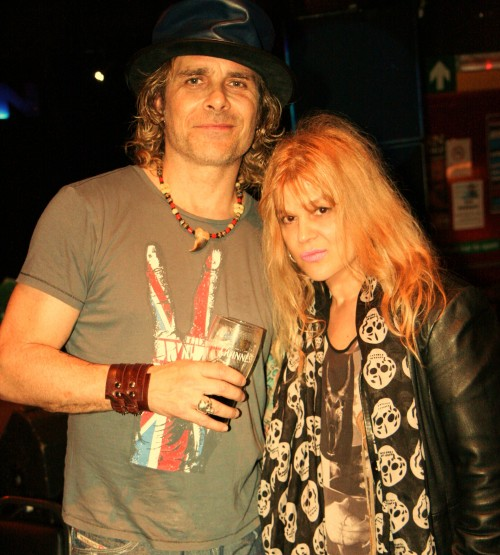 Mike Tramp & Marija Brettle