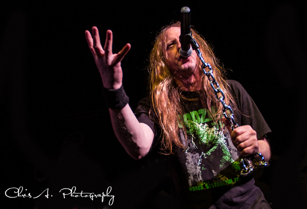 Bruce Corbitt of Warbeast