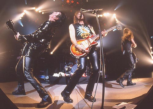 Richie & Ace Frehley