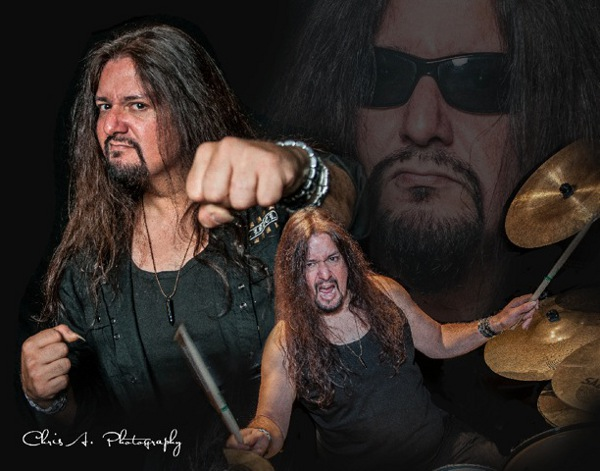 Gene Hoglan of Testament