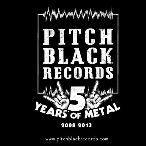PITCH BLACK RECORDS celebrates 5 years