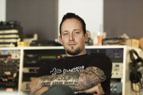 Michael Poulsen of Volbeat