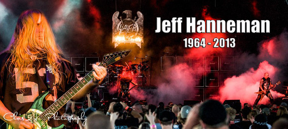 Slayer Jeff Hanneman