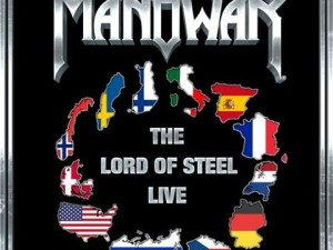 Manowar - The Lords of Steel LiveManowar - The Lords of Steel Live