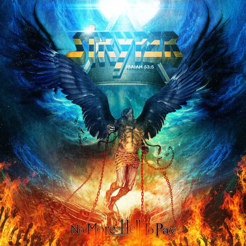 STRYPER Stryper-No-More-Hell-To-Pay