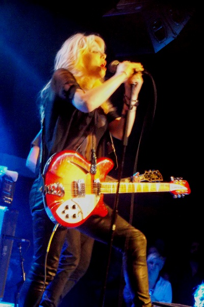 Courtney Love at Vinyl Las Vegas Aug 23