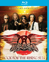 Aerosmith – Rock for the Rising Sun