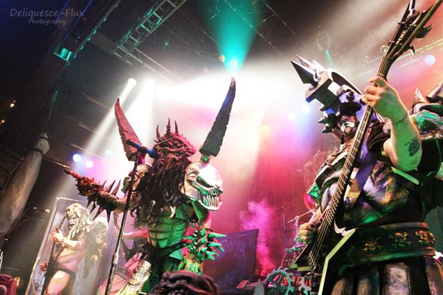 GWAR - House of Blues October 18 28