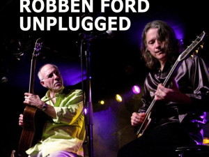 Larry Carlton and Robben Ford | Unplugged The Paris Concert