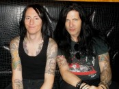 Todd Kerns and Kurt Frohlich