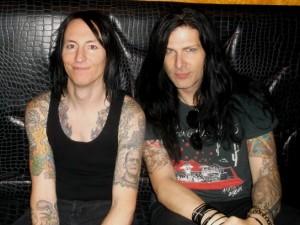 Todd Kerns and Kurt Frohlich