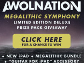 AWOLNATION Syndicated Giveaway Contest