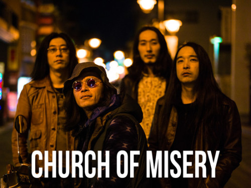 Church of Misery Exporting Doom Metal Pays Off