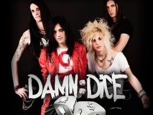Damn Dice Wild 'N' Ready EP