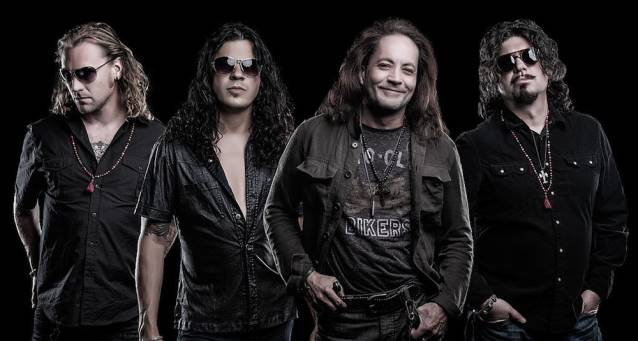 JAKE E. LEE'S RED DRAGON CARTEL Signs With FRONTIERS RECORDS
