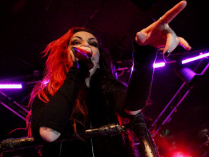 New Years Day Live 2013