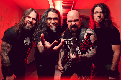 SLAYER WILL PERFORM OLD SCHOOL SLAYER NIGHT