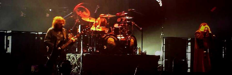 Black Sabbath live 2013 01