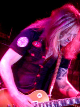 Burning Rain Doug Aldrich