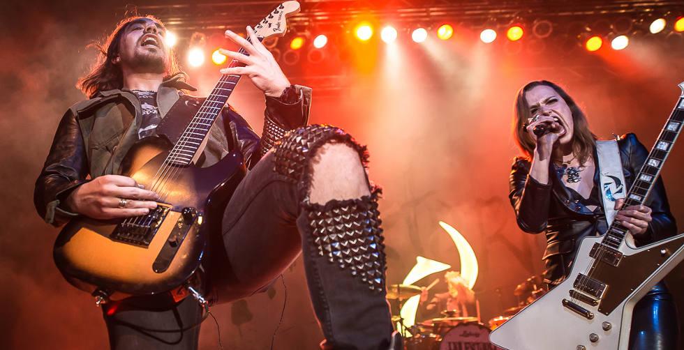 HALESTORM live 2013