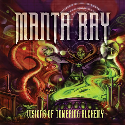 MANTA RAY - Visions Of Towering Alchemy
