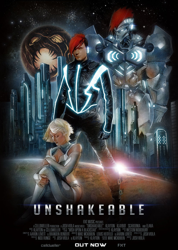Unshakeable-Music-Video-Poster