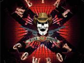 Ron Keel METAL COWBOY CD cover