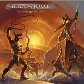 Shadowkiller Slaves of Egypt