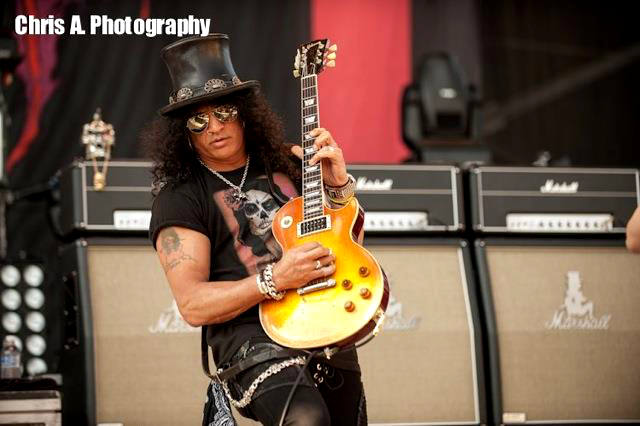 Slash Rock on the Range