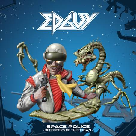 EDGUY  Space Police Defenders Of The Crown